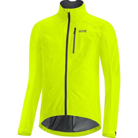 GORE WEAR Gore-Tex Paclite Jacket Men neon yellow